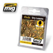 OAK - DRY LEAVES<br>A.MIG-8402